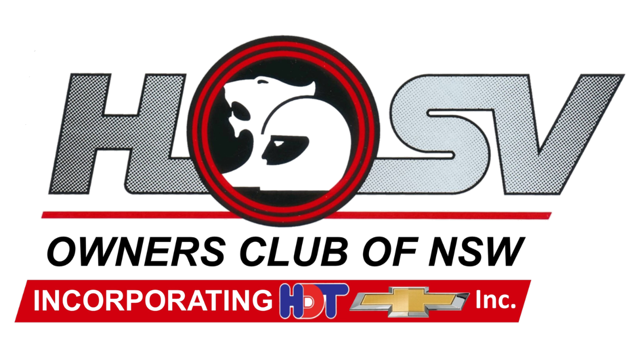 HSV Owners Club of NSW (Inc HDT) Inc